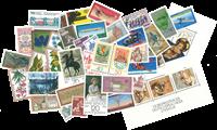 Vesttyskland - årgang 1978 - Postfrisk inclusive Miniark