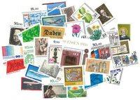 Germany - Year set 1980 - Mint
