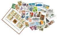 Germany - Year set 1982 - Including souvenir sheets - Mint