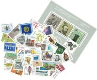 Germany - Year set 1984 - Including souvenir sheets - Mint