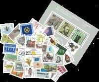 Vesttyskland - årgang 1984 - Postfrisk inclusive Miniark