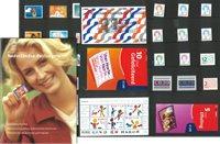 Holland årgang  2002  - Postfrisk