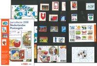 Holland årgang  2008  - Postfrisk