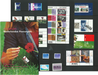 Nederland - Jaargang Postzegels 2001 Postfris - Postfris