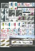 Danmark - Frimærkepakke - Stemplede frimærker