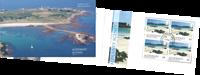 Aurigny - Alderney Scenes PBK - Prestige booklet #