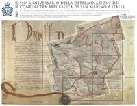San Marino - JOINT ISSUE WITH ITALY / *MS - Postfrisk miniark