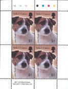 Dogs 4v * - Postfrisk sæt