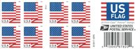 Etats-Unis - Def. Flag 2018 sk APU * - Carnet neuf