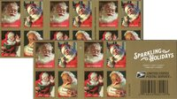 USA - Christmas / Santas sa * - Postfrisk hæfte