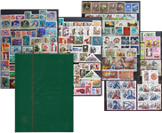 Soviet Union - 1300 different stamps - In stockbook
