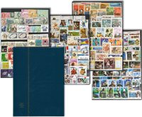 Cuba - 3000 different stamps - In stockbook