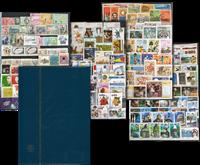 Cuba - 3000 timbres différents - Dans un classeur