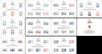 Francia - Tesoros de la filatelia 2019