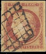 Frankrig 1849 -  YT 6B - Stemplet