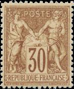 France - 1876 -  YT 69 - Neuf avec charnière