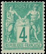 France - 1876 -  YT 63 - Neuf avec charnière