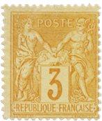 France - 1878 -  YT 86 - Neuf avec charnière