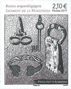 France - Archéologie - Timbre neuf