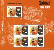 France - Astérix - Bloc-feuillet neuf