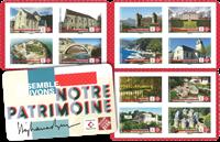 France - Notre patrimoine - Carnet neuf