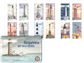 France - Lighthouses - Mint booklet