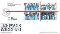 Grande-Bretagne - Coupe du Monde Cricket Hommes - Env.premier jour