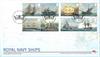Grande-Bretagne - La Royal Navy - Env.premier jour