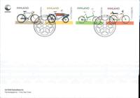 Norvège - Bicyclettes - Env. 1er jour