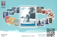 Norvège - Nordia 2019 50 Kr * - Bloc-feuillet neuf