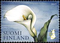 Finlande - Lys - Timbre neuf