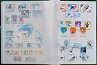 Clasificador 115x158 mm, 16 páginas blancas, tapa no acolchada, azul