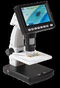 LCD-digitaalinen mikroskooppi, jossa 20-200 ke rtainen suurennus