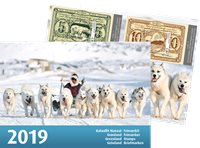 Groenland - Jaarset 2019 - Postfris