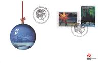 Grønland - Julen 2019 - Førstedagskuvert