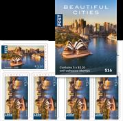 Australie - Jolies villes - Carnet neuf