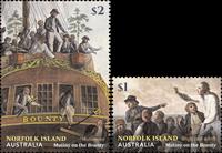 Norfolkin saaret - Bountyn kapina - Postituoreena (2)