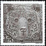 Ranskan Andorra - Karhu - Postituoreena