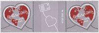 Åland Islands - Postcrossing - Mint Gutterpair