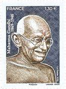 Frankrig - Gandhi - Postfrisk frimærke
