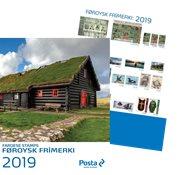 Îles Féroé - Collection annuelle 2019 - Collection annuelle