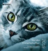 Noorwegen - jaarset boekje 2019 - Postfrisse serie van 5