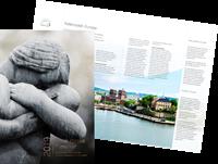 Noorwegen - Jaarboek 2019 - Postfrisse serie van 5