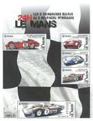 Belgique - Le Mans - Bloc-feuillet neuf