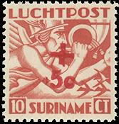 Surinam 1942 - NVPH LP23 - Neuf avec charnière