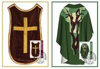 Îles Féroé - Liturgical vestments Maxi - Cartes Maximum