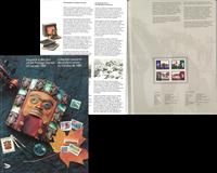 Canada - Årbog 1989 - Årbog 1989 - bagsideomslag og kassette defekt