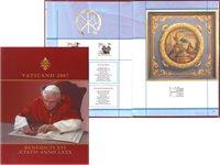 Vaticaan -  Jaarboek 2007