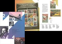 Etats-Unis - Livre annuel 2014 - Livre Annuel avec bloc spécial