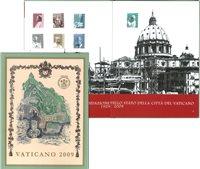 Vatican - Livre annuel 2009 - Livre Annuel